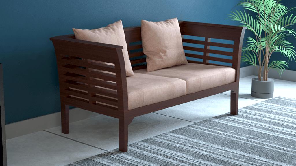 Sofa Belaria 2 Seater On Rent In Delhi Ncr Hyderabad